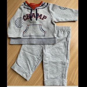 """Little Me """"Champ"""" Outfit"""